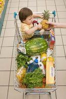 Hvordan øke en 1-Year-Old appetitt