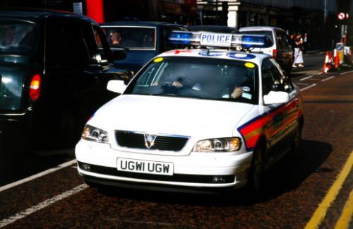 "Hvordan få en britisk Politibil på ""Grand Theft Auto: San Andreas» for PS2"