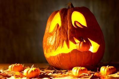 Hvordan lage Human Body Parts tom for mat for Halloween
