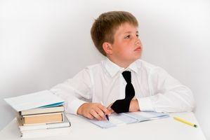 Hvordan hjelpe barn som er Dyslexic