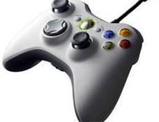 Ved hjelp av en Xbox 360-kontrolleren som en PC-mus