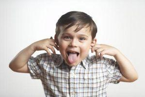 Personlig og sosiale utvikling av en 5-Year-Old