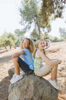Vitenskap Eksperimenter Om Rocks for Elementary School