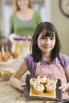 Spooky Finger Foods for Kids på Halloween