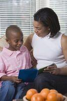 Utholdenhet Aktiviteter for barn