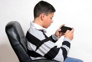 PSP Simulering Spill for små barn
