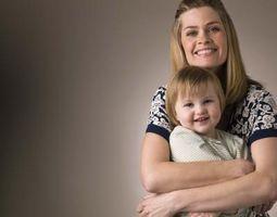 Hvordan styrke båndene mellom mødre og småbarn