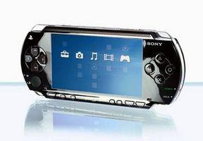Slik installerer PSP-programvare