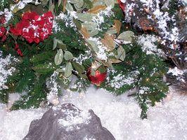 Hvordan lage Fake snø med natron