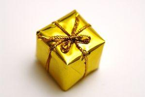 Romantisk bursdag gaver for en ny kjæreste