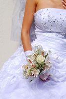 Bryllup bukett Buckle Håndverk