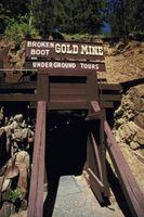Mining Gold Games