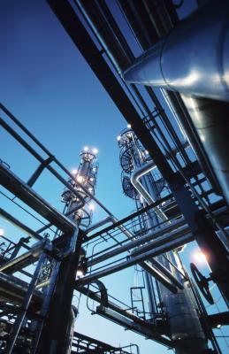 Problemer med forlatte oljeraffinerier
