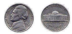 Hvordan samle Jefferson Nickels