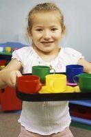 Hvordan du samhandler med en preschooler