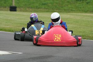 Hvordan komme i gang i Go Kart Racing