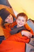 Førskole Camping Art Aktiviteter