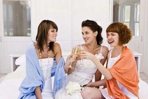 Bryllup & Prom Formell frisyrer
