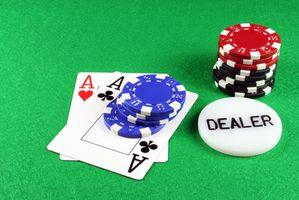 Hvordan å kaste en pokerturnering