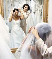 Brude frisyrer med Bling