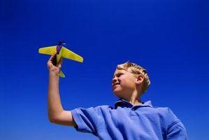 En vitenskap prosjektet på Vind Tunnels: Hvordan en Wing Påvirker luftmotstand