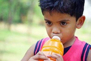 Er Elektrolytter i Water Bad for Kids?