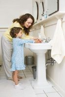 Step-by-Step håndvask for barn