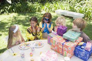 Hvordan lage Cool invitasjoner Online for Kids