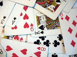 Regler og retningslinjer for Las Vegas-stil Kortspill