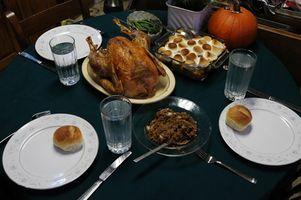 Thanksgiving restauranter i Wappingers Falls, New York