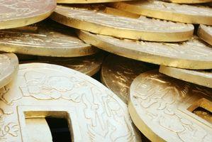 Hvordan kjøpe gamle kinesiske mynter