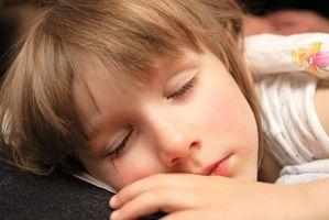 Hvordan få en tre år gammel til Nap