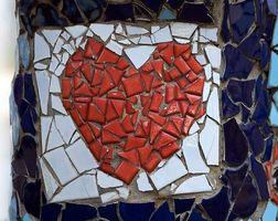 Hvordan å reparere knuste hjerter