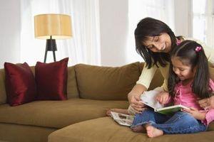 Hvordan lære et barn å snakke
