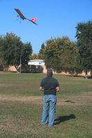 Indestructible flygende objekt RC Plane Typer