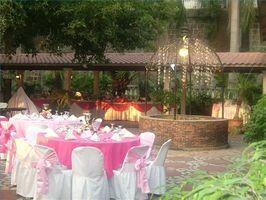 Budsjett Wedding Mottak Ideas