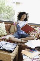 Hvordan hjelpe en Teen få organisert