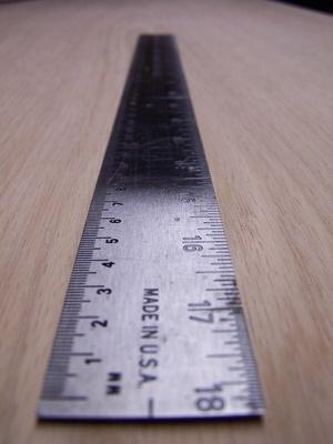 Hvordan endre en fot til en Meter