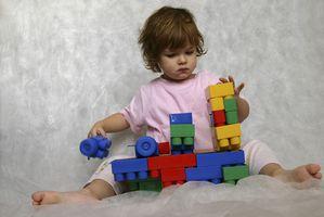 Hvordan fremme den fysiske utviklingen av barn
