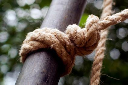 Hvordan Tie Vanlige Knots