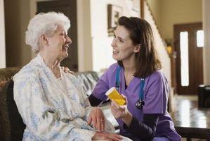Hvordan søke om vergemål for en Senior