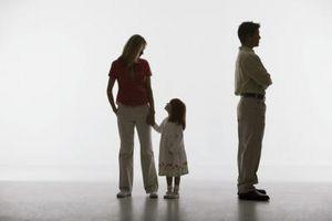 Hvordan hjelpe barn Juster Etter en Visitation