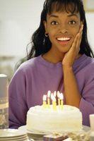 Liste over ting du trenger for en 18. Birthday Party