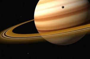 Hva er elementer i Saturn?