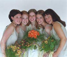 DIY Bridesmaid Sash