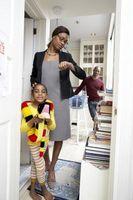 Hvordan Endre foreldre tid etter en skilsmisse