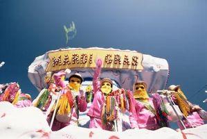 Parade Float dekorasjon ideer