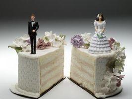 De negative emosjonelle effekter av skilsmisse på barn