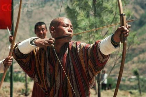 Hvordan lage en bue med Bamboo