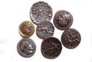 Informasjon om Antikke mynter